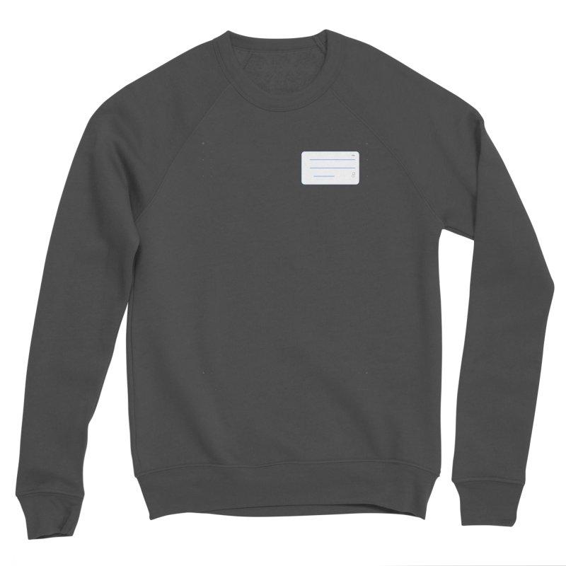 grd-k Men's Sponge Fleece Sweatshirt by ゴロキ | GORODKEY | GRDK Clothing
