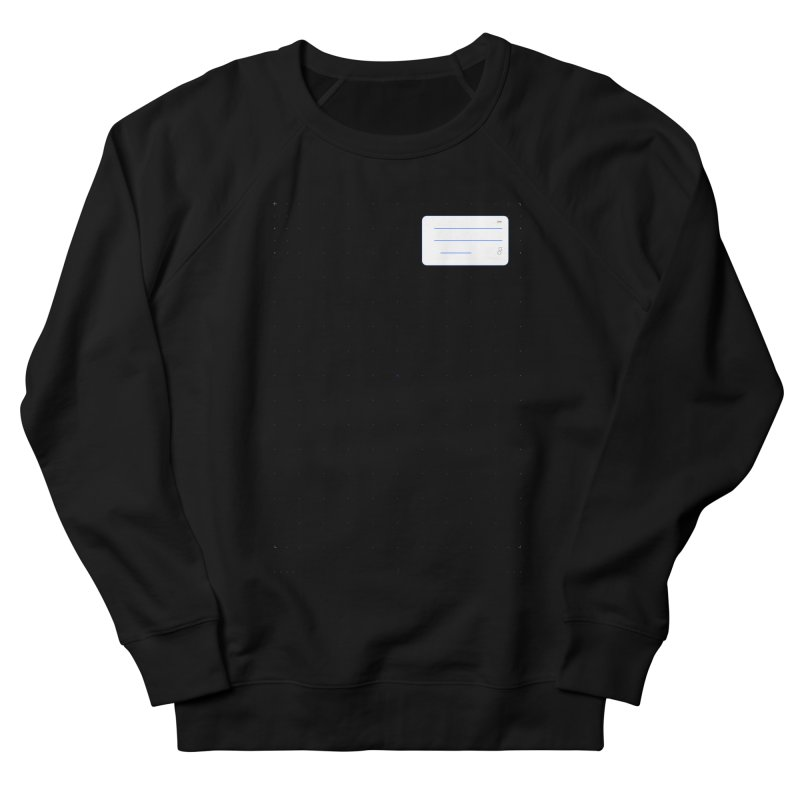 grd-k Women's French Terry Sweatshirt by СУПЕР* / SUPER*