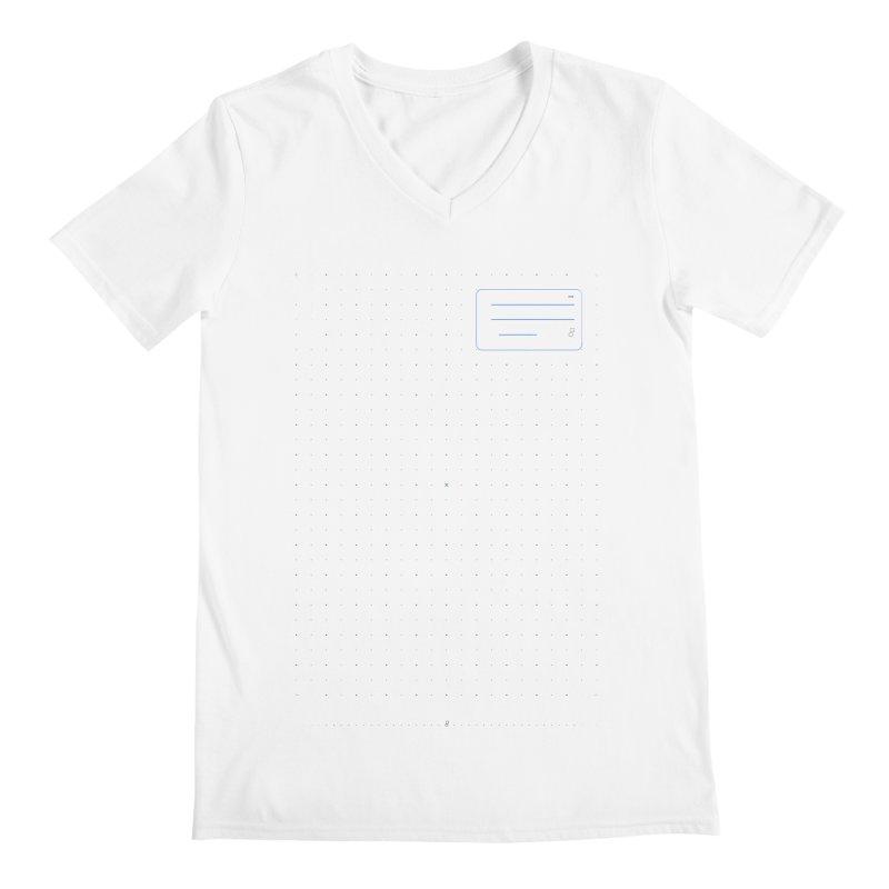 grd-k Men's Regular V-Neck by ゴロキ   GORODKEY   GRDK Clothing