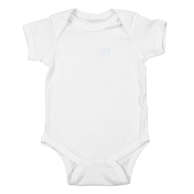 grd-k Kids Baby Bodysuit by ゴロキ | GORODKEY | GRDK Clothing