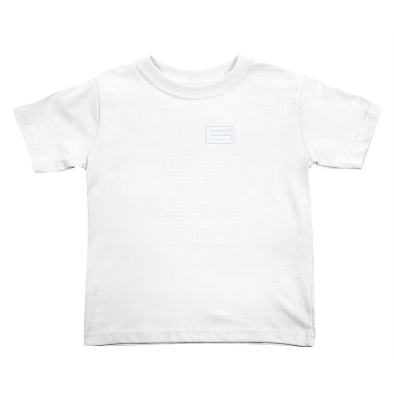 grd-k Kids Toddler T-Shirt by ゴロキ | GORODKEY | GRDK Clothing