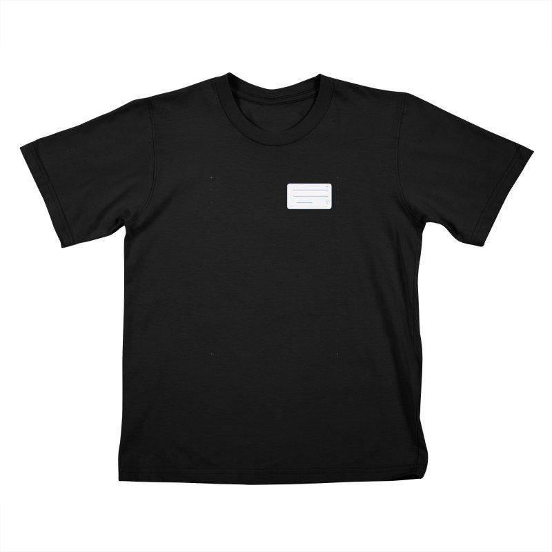 grd-k Kids T-Shirt by ゴロキ | GORODKEY | GRDK Clothing