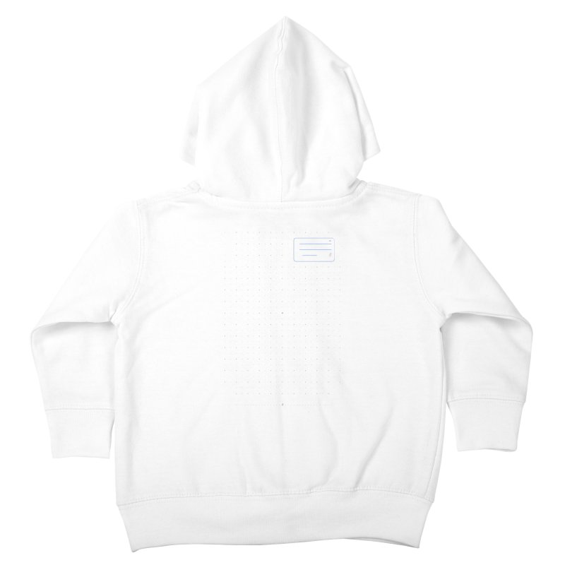 grd-k Kids Toddler Zip-Up Hoody by ゴロキ | GORODKEY | GRDK Clothing