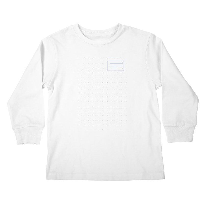 grd-k Kids Longsleeve T-Shirt by ゴロキ | GORODKEY | GRDK Clothing