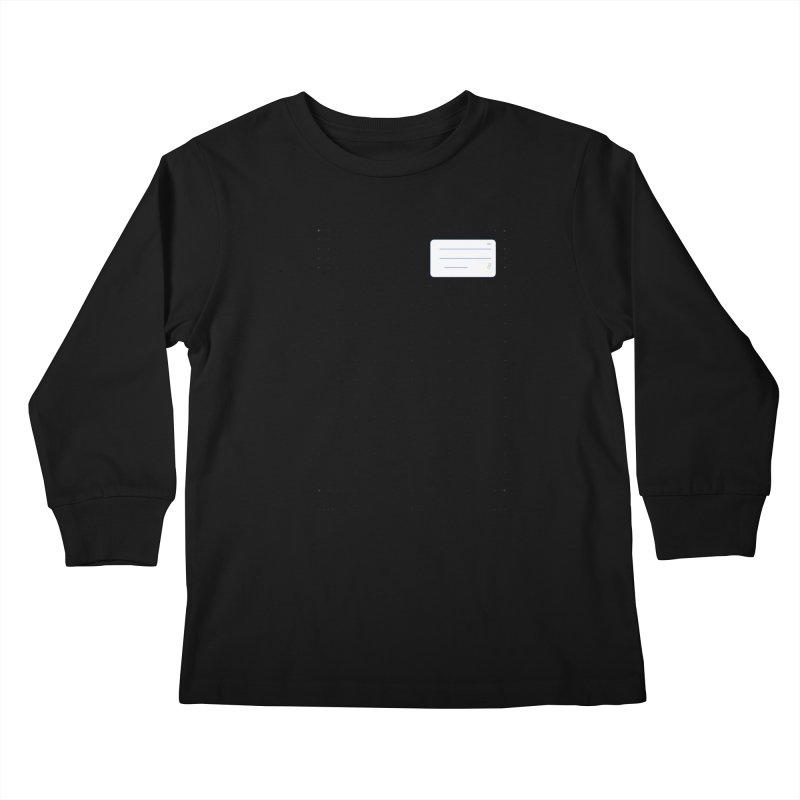 grd-k Kids Longsleeve T-Shirt by СУПЕР* / SUPER*