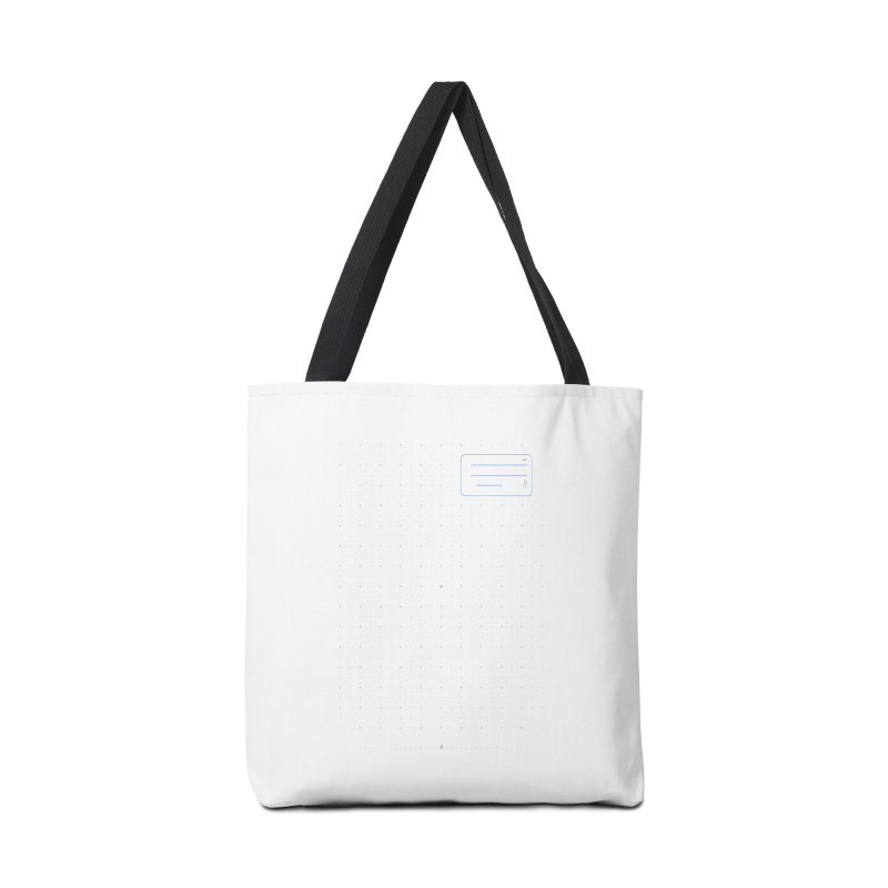 grd-k Accessories Tote Bag Bag by ゴロキ | GORODKEY | GRDK Clothing