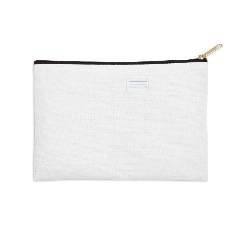 grd-k Accessories Zip Pouch by ゴロキ | GORODKEY | GRDK Clothing