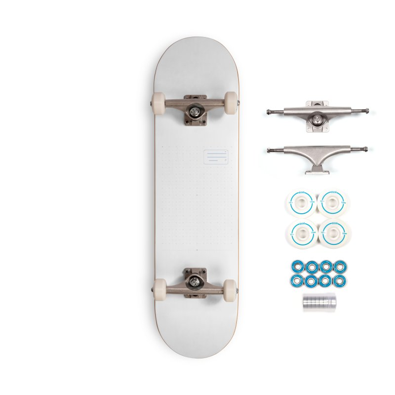 grd-k Accessories Complete - Basic Skateboard by ゴロキ | GORODKEY | GRDK Clothing