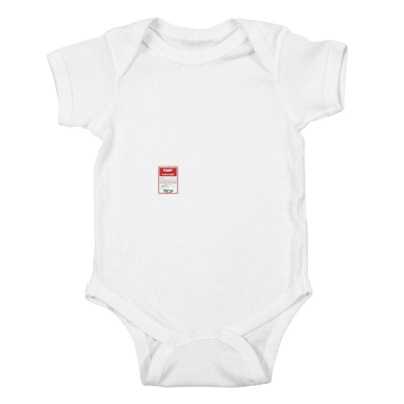 cheese Kids Baby Bodysuit by ゴロキ | GORODKEY | GRDK Clothing