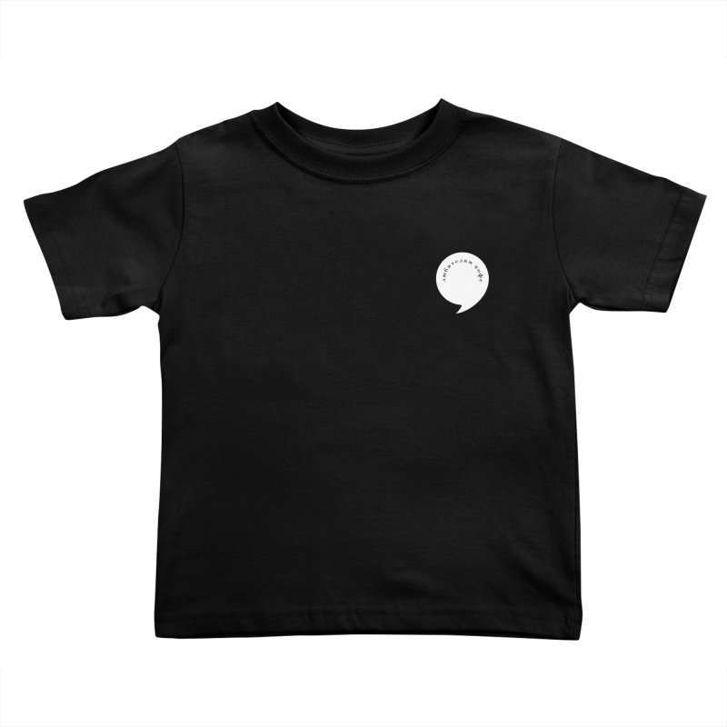 coffee Kids Toddler T-Shirt by ゴロキ | GORODKEY | GRDK Clothing