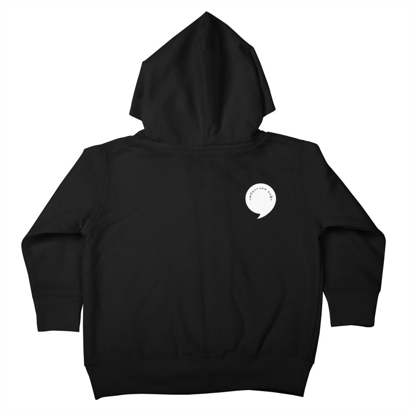 coffee Kids Toddler Zip-Up Hoody by ゴロキ | GORODKEY | GRDK Clothing