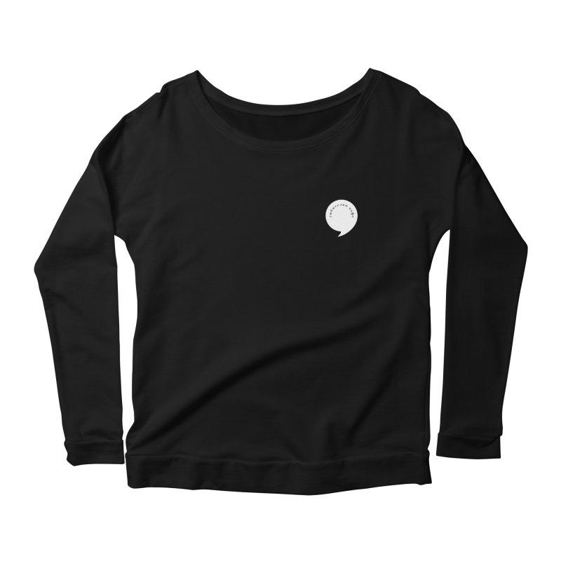 coffee Women's Scoop Neck Longsleeve T-Shirt by СУПЕР* / SUPER*