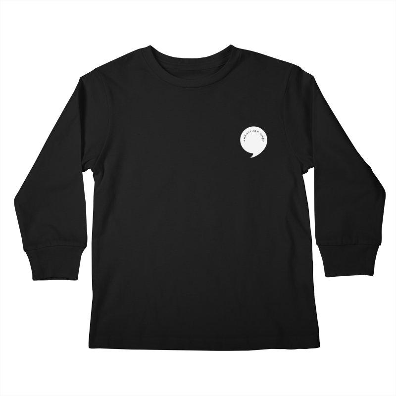 coffee Kids Longsleeve T-Shirt by СУПЕР* / SUPER*