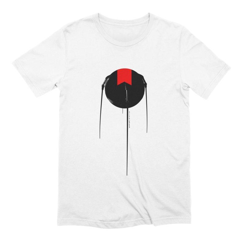grdk sputnik Men's Extra Soft T-Shirt by СУПЕР* / SUPER*