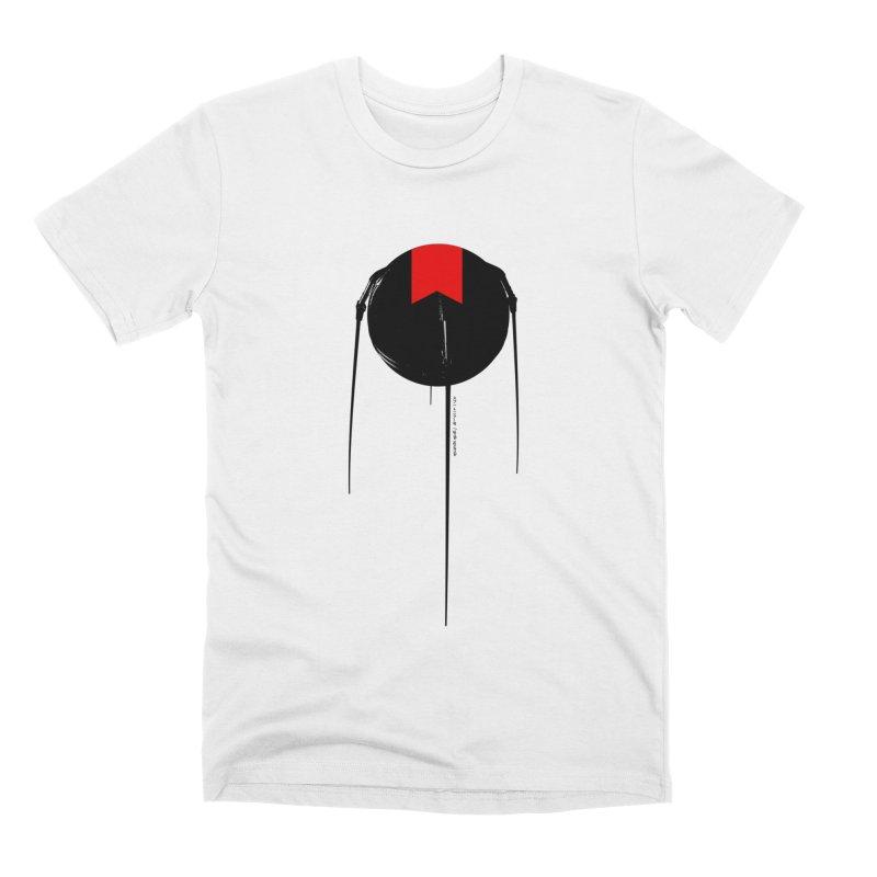 grdk sputnik Men's Premium T-Shirt by ゴロキ | GORODKEY | GRDK Clothing