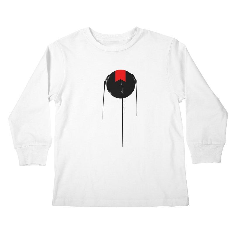 grdk sputnik Kids Longsleeve T-Shirt by СУПЕР* / SUPER*