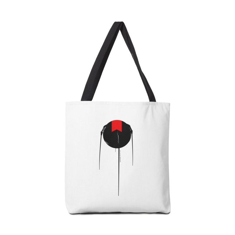 grdk sputnik Accessories Tote Bag Bag by ゴロキ | GORODKEY | GRDK Clothing