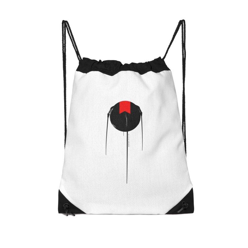 grdk sputnik Accessories Drawstring Bag Bag by ゴロキ | GORODKEY | GRDK Clothing