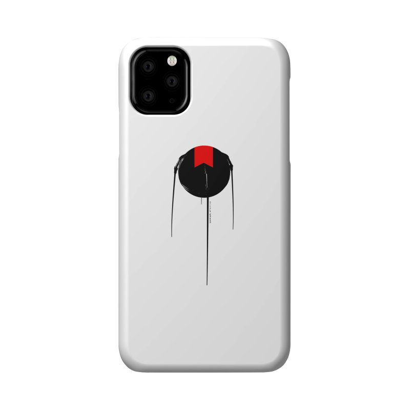 grdk sputnik Accessories Phone Case by ゴロキ | GORODKEY | GRDK Clothing