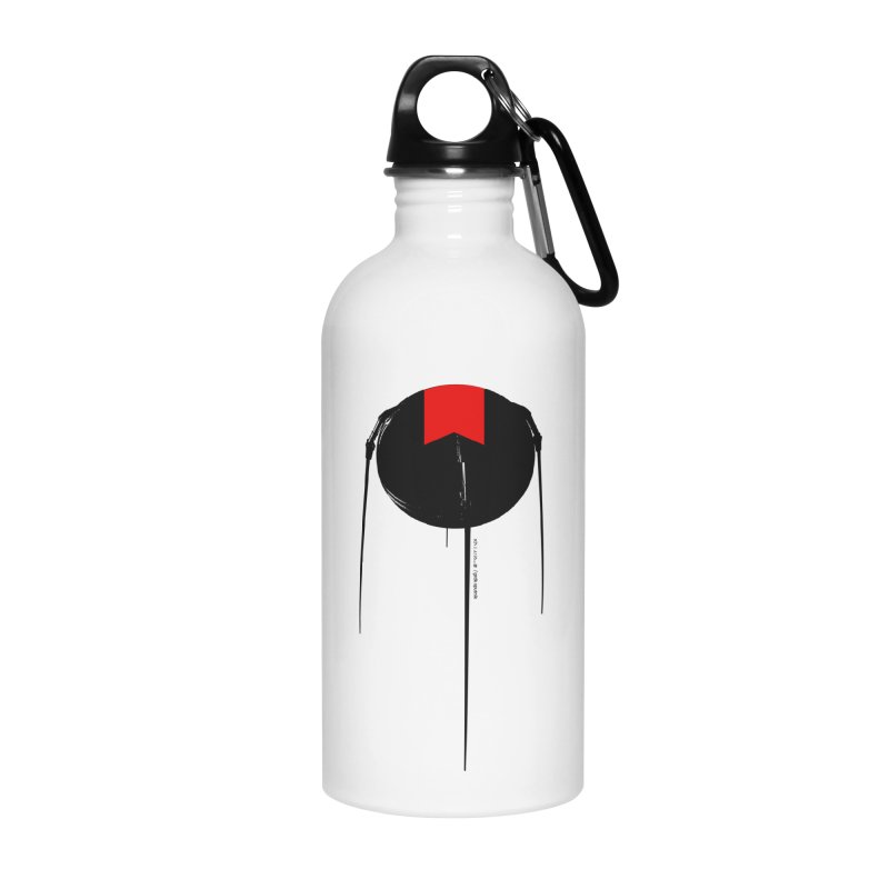 grdk sputnik Accessories Water Bottle by ゴロキ | GORODKEY | GRDK Clothing