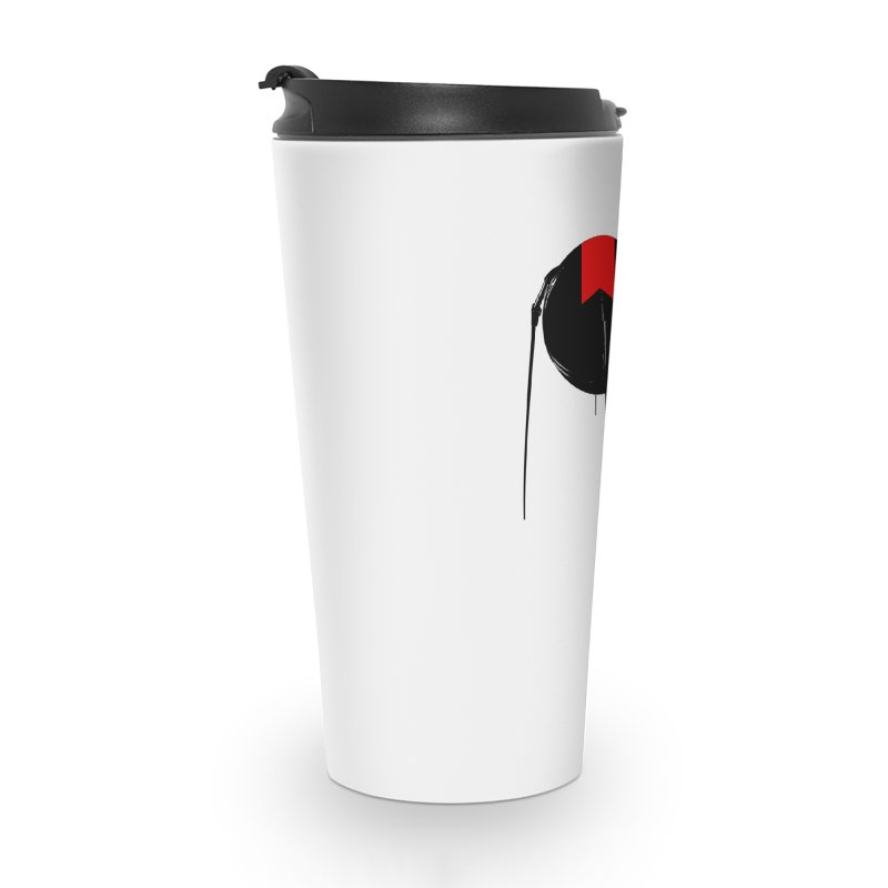 grdk sputnik Accessories Travel Mug by ゴロキ | GORODKEY | GRDK Clothing