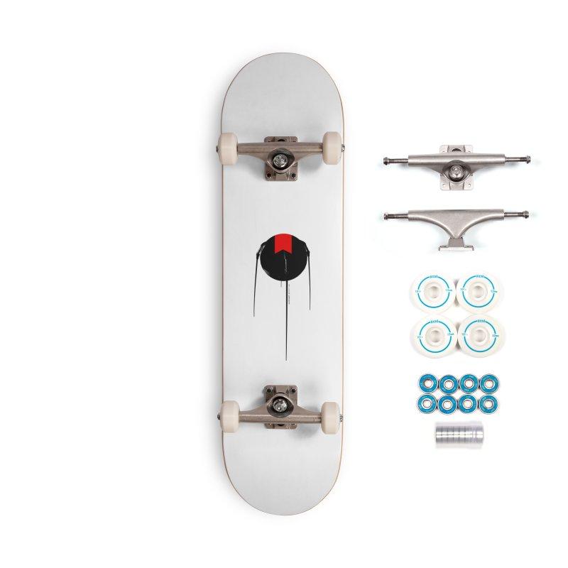 grdk sputnik Accessories Complete - Basic Skateboard by ゴロキ | GORODKEY | GRDK Clothing