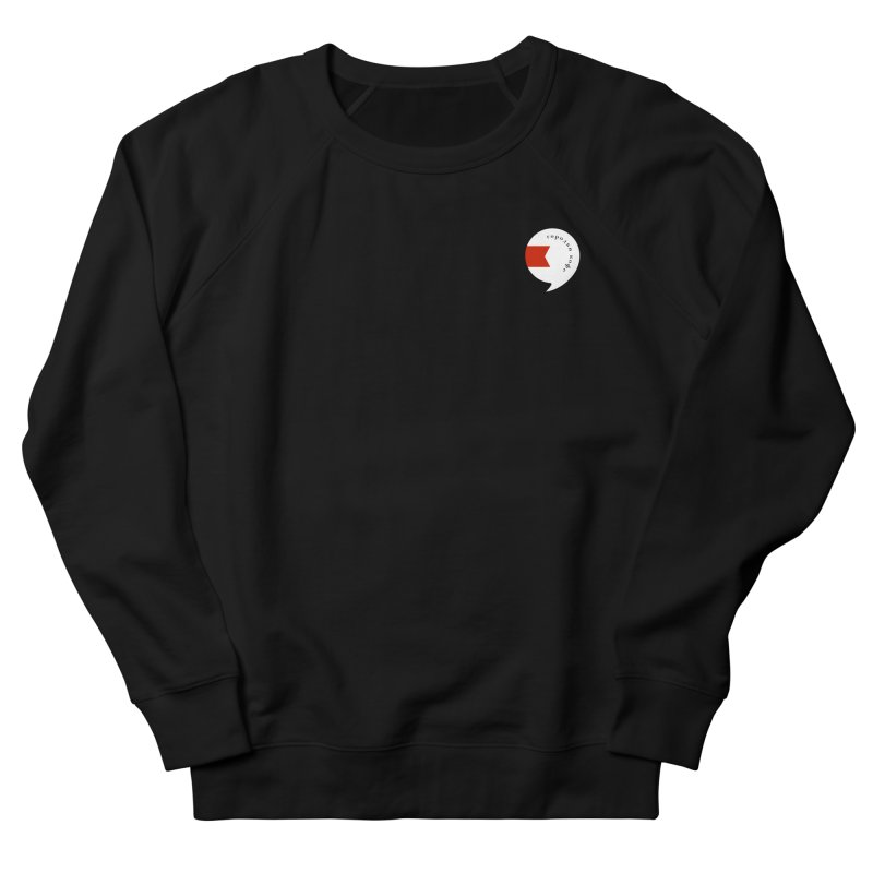 grdk coffee Women's French Terry Sweatshirt by ゴロキ | GORODKEY | GRDK Clothing