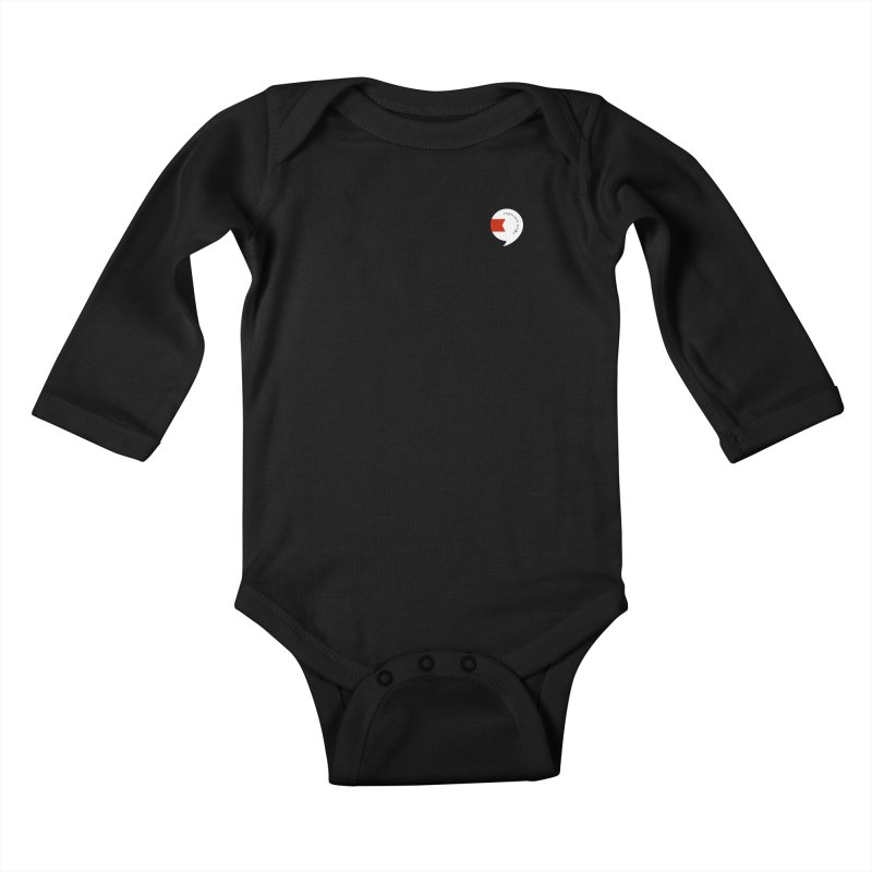 grdk coffee Kids Baby Longsleeve Bodysuit by ゴロキ | GORODKEY | GRDK Clothing