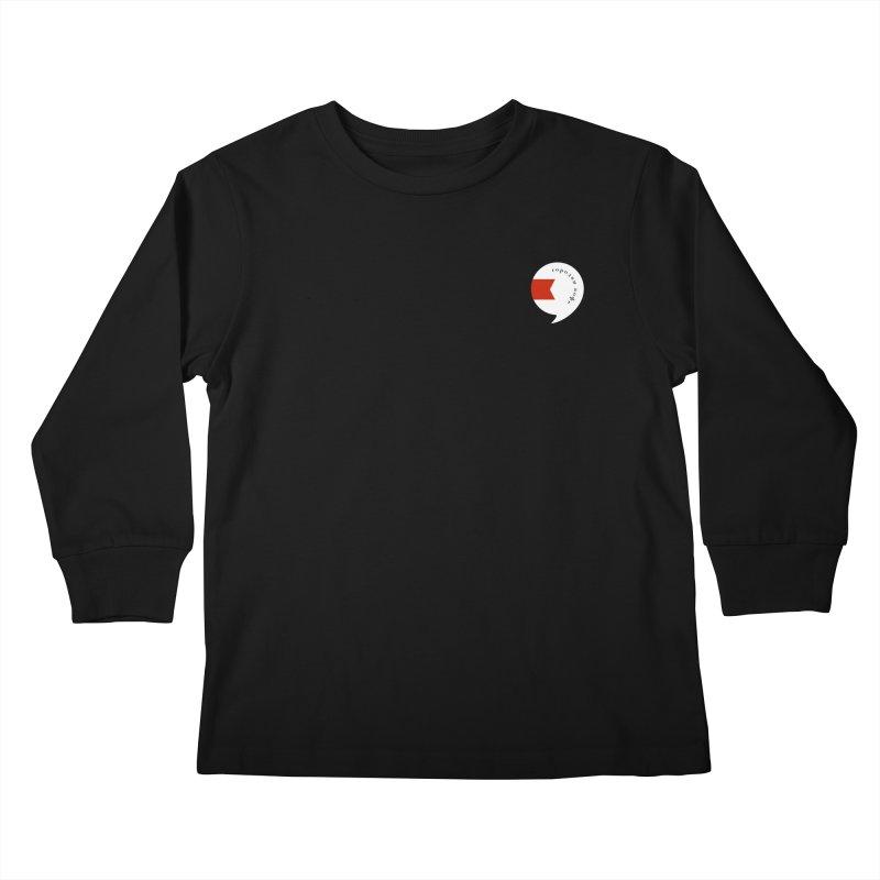 grdk coffee Kids Longsleeve T-Shirt by ゴロキ | GORODKEY | GRDK Clothing