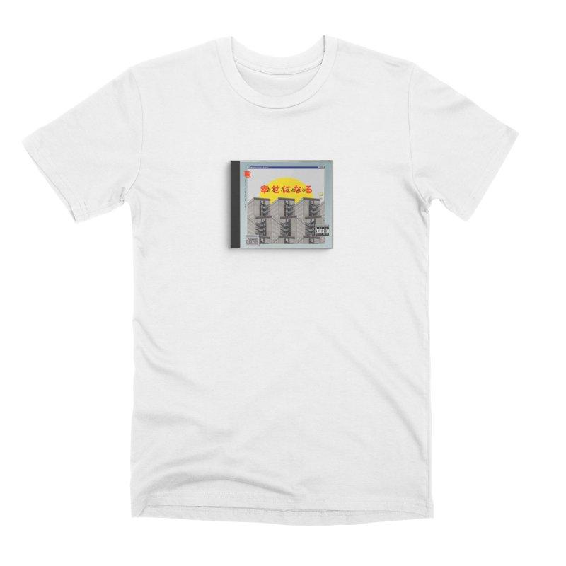 NPC – be happy Men's Premium T-Shirt by ゴロキ | GORODKEY | GRDK Clothing
