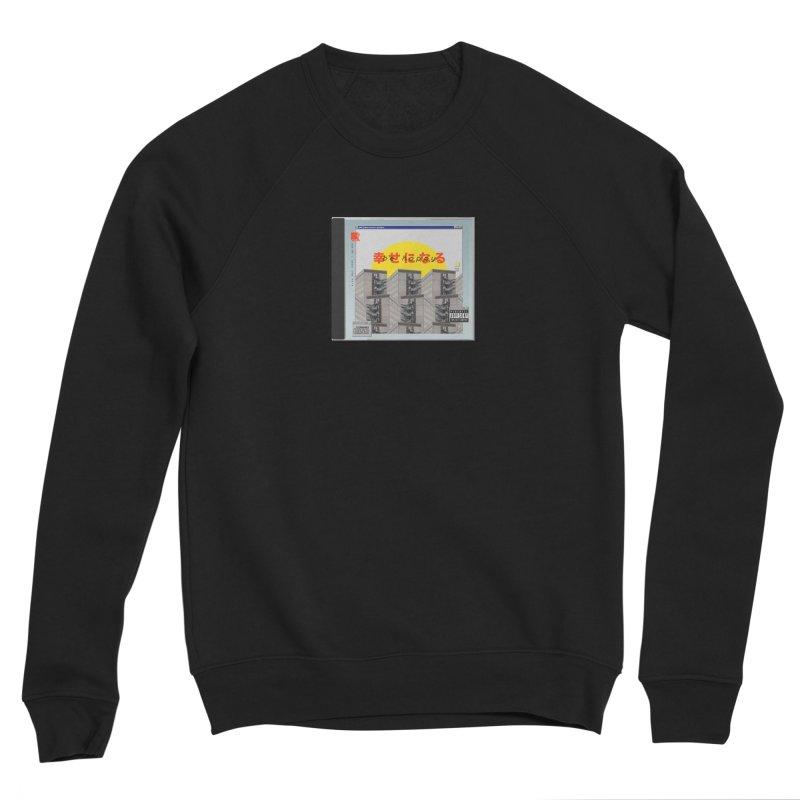 NPC – be happy Men's Sponge Fleece Sweatshirt by ゴロキ | GORODKEY | GRDK Clothing