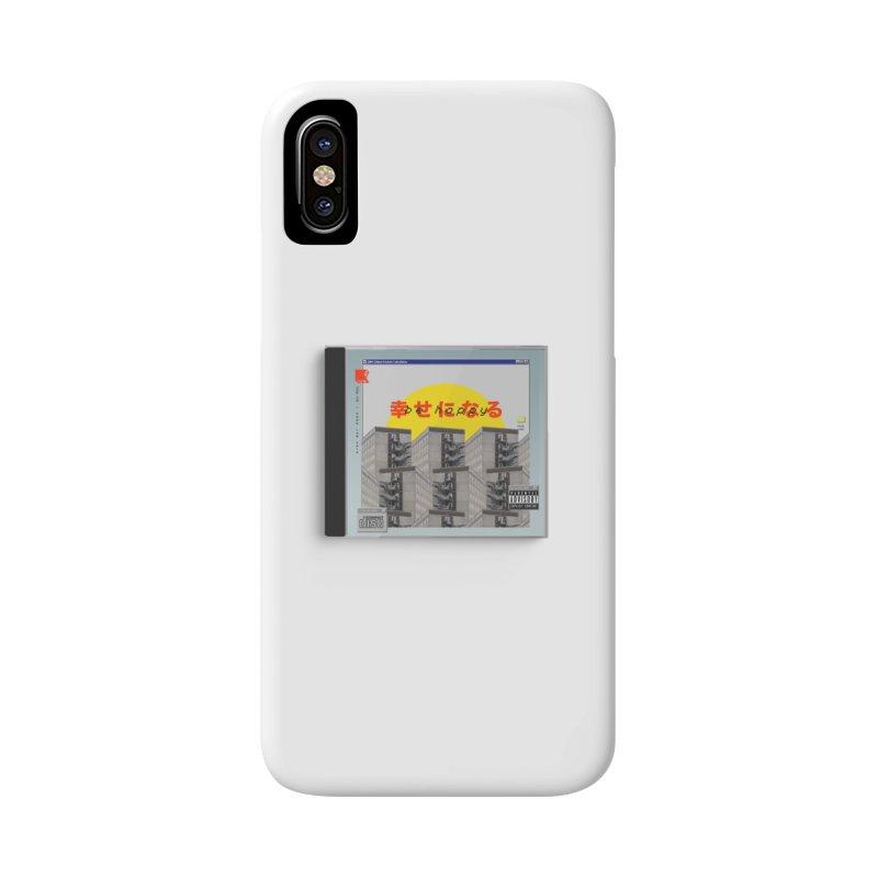 NPC – be happy Accessories Phone Case by ゴロキ   GORODKEY   GRDK Clothing