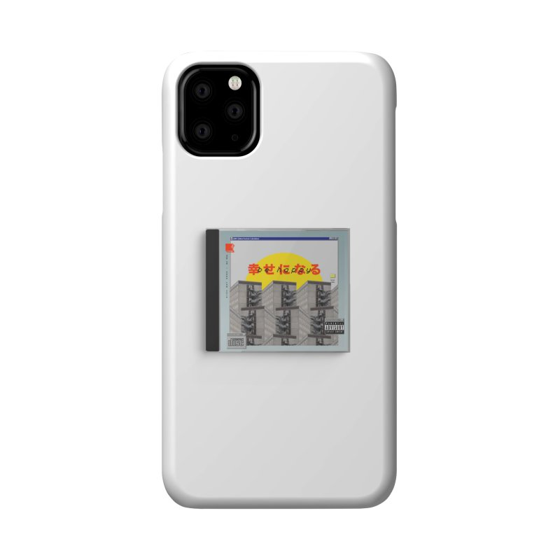 NPC – be happy Accessories Phone Case by ゴロキ | GORODKEY | GRDK Clothing