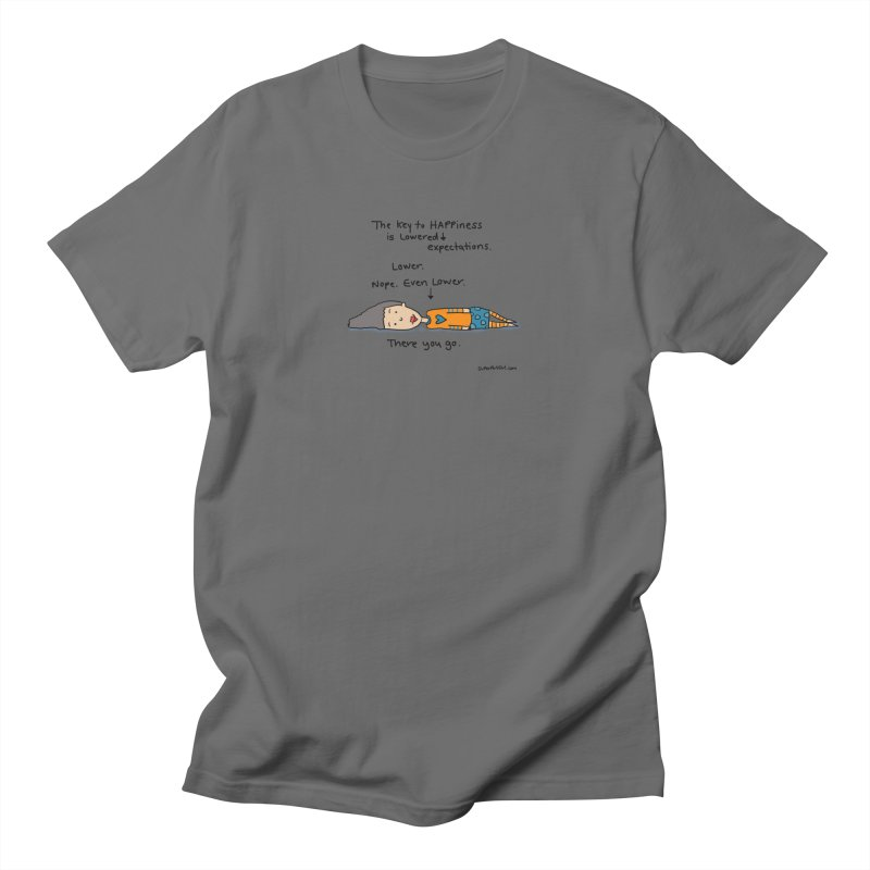 The Key to Happiness Men's T-Shirt by superartgirl's Artist Shop