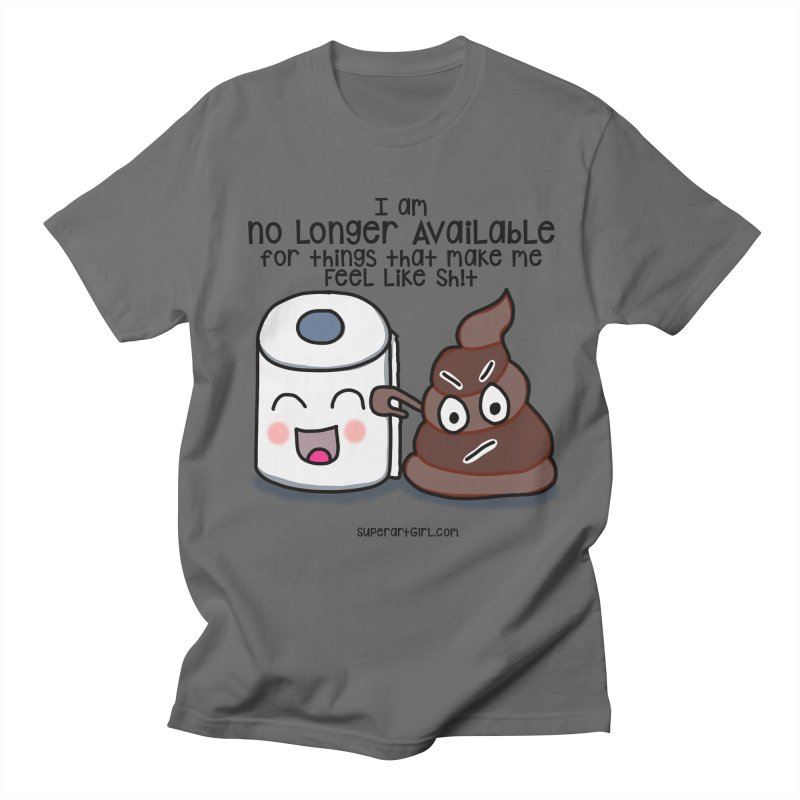Poop Men's T-Shirt by superartgirl's Artist Shop