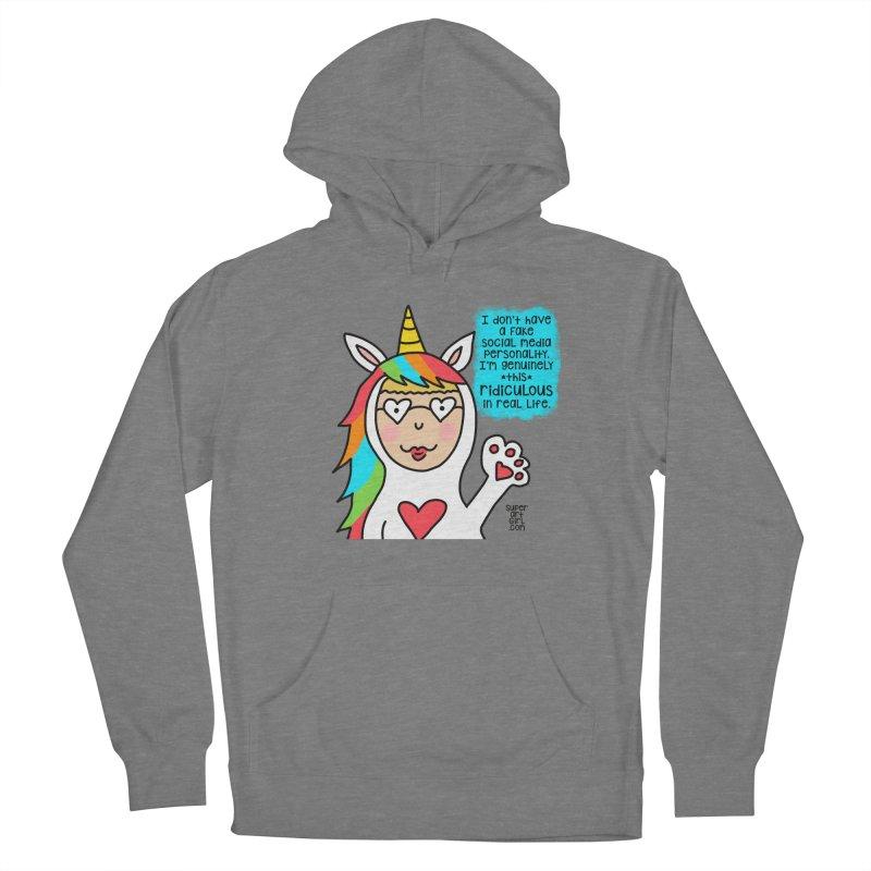Social Media Women's Pullover Hoody by superartgirl's Artist Shop