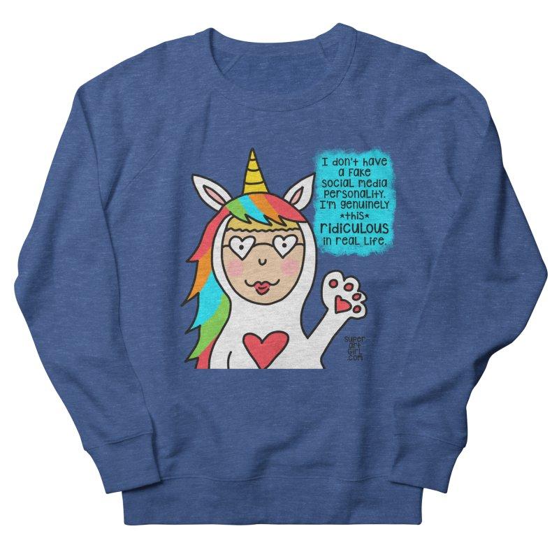 Social Media Men's Sweatshirt by superartgirl's Artist Shop