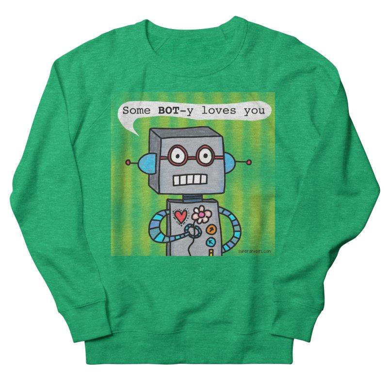 Bot Women's Sweatshirt by superartgirl's Artist Shop