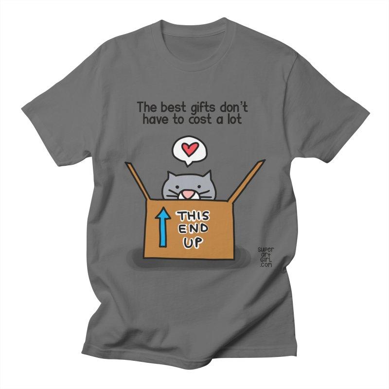 The Best Gifts Men's T-Shirt by superartgirl's Artist Shop
