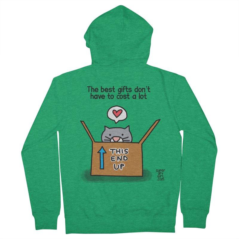 The Best Gifts Women's Zip-Up Hoody by superartgirl's Artist Shop