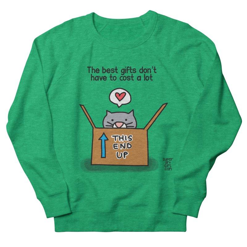 The Best Gifts Women's Sweatshirt by superartgirl's Artist Shop