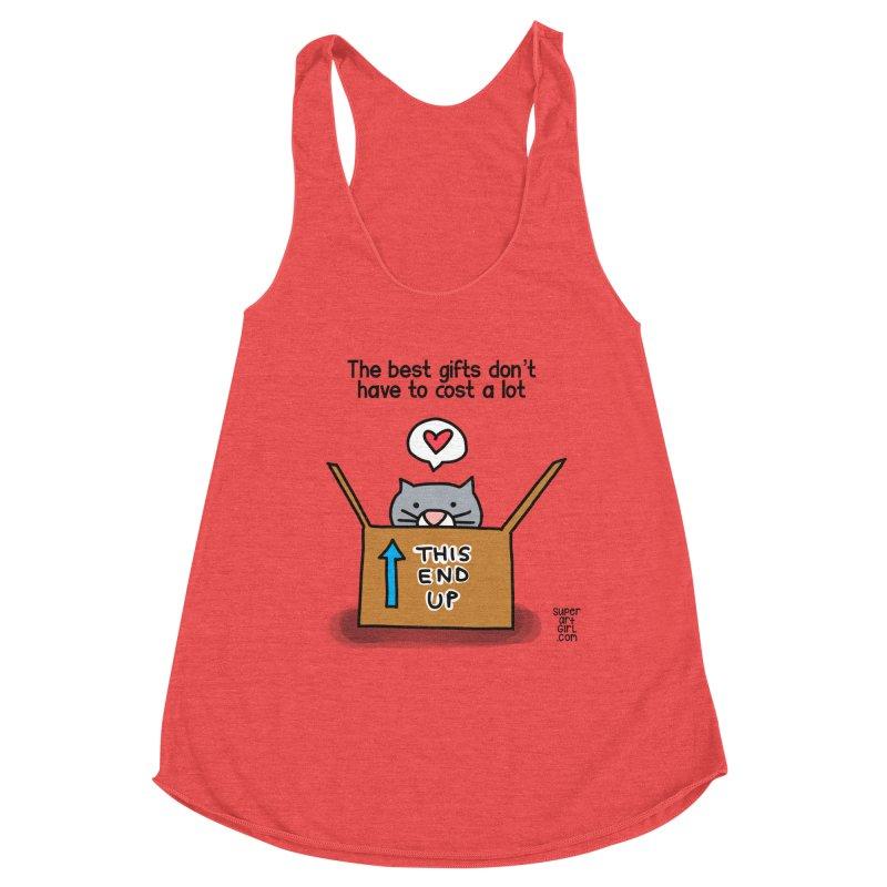 The Best Gifts Women's Tank by superartgirl's Artist Shop