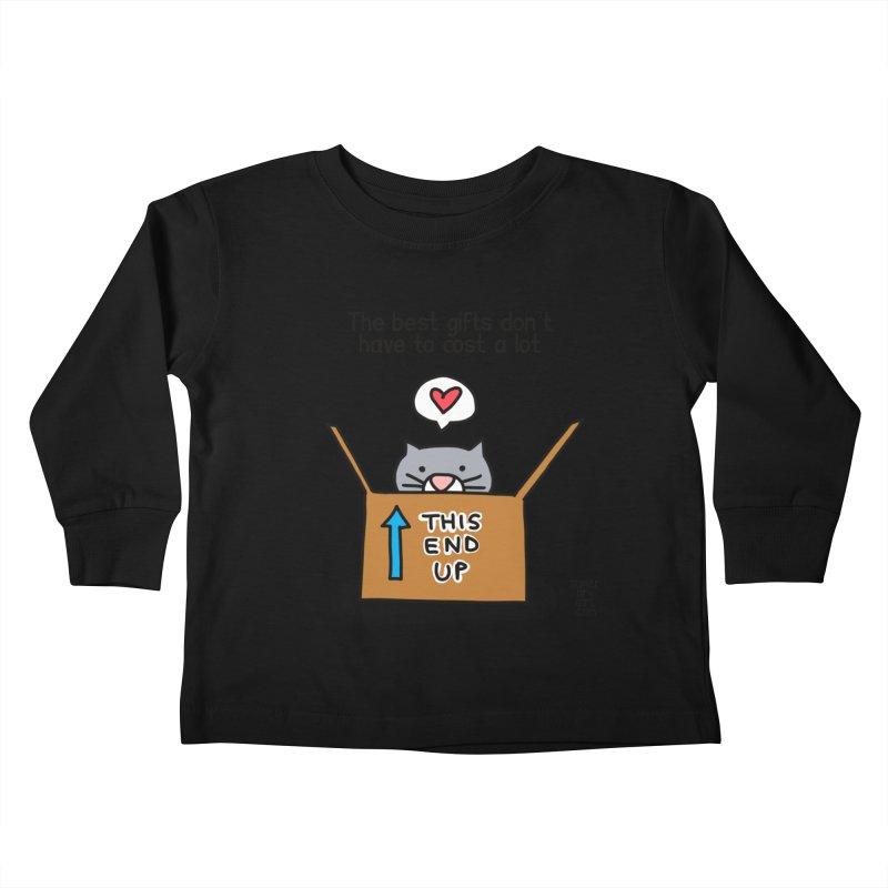The Best Gifts Kids Toddler Longsleeve T-Shirt by superartgirl's Artist Shop
