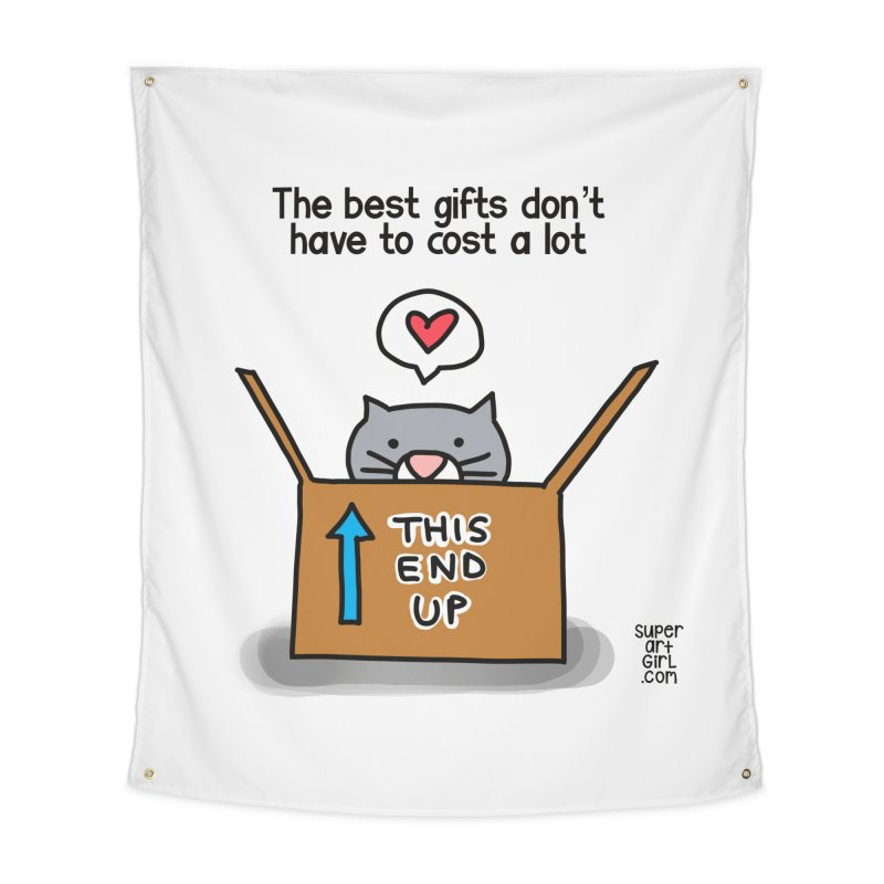 The Best Gifts Home Tapestry by superartgirl's Artist Shop