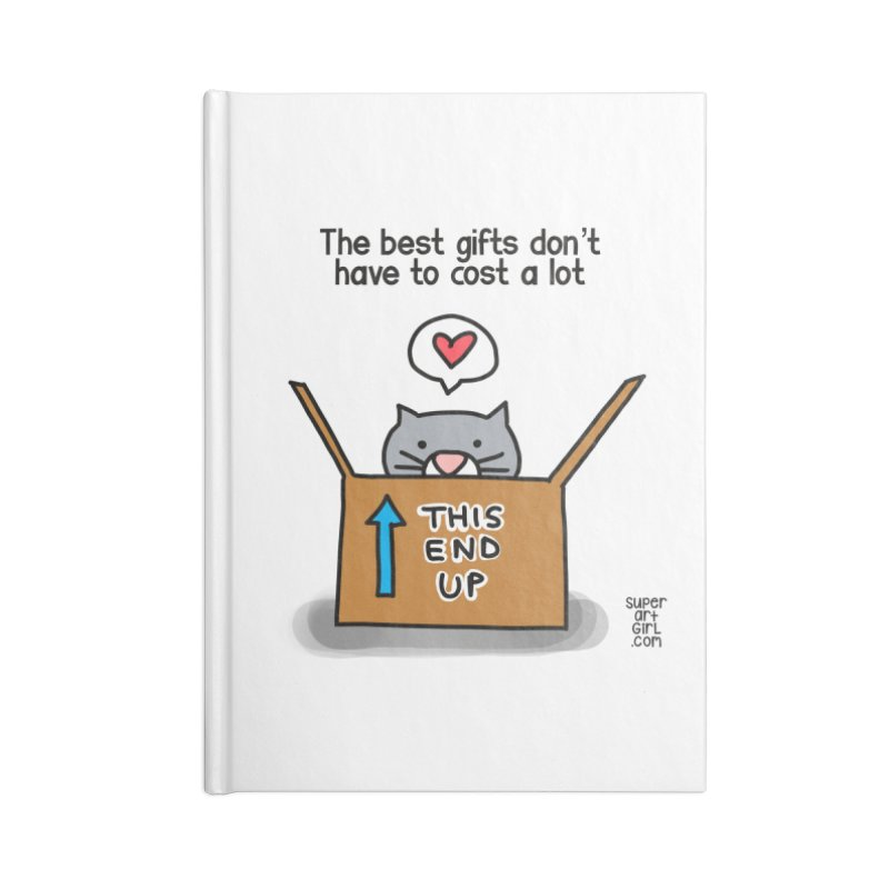 The Best Gifts Accessories Notebook by superartgirl's Artist Shop