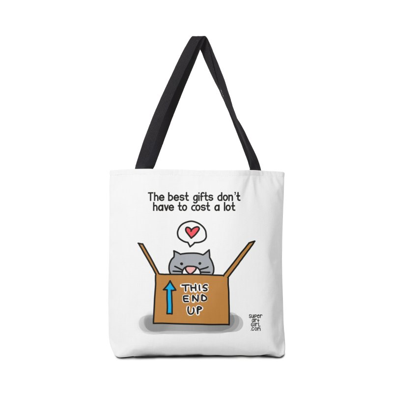 The Best Gifts Accessories Bag by superartgirl's Artist Shop