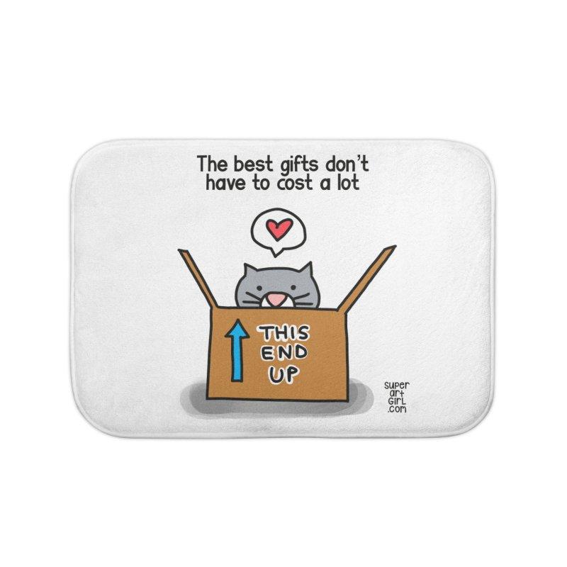 The Best Gifts Home Bath Mat by superartgirl's Artist Shop
