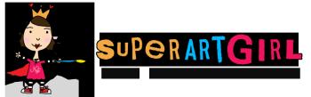 superartgirl's Artist Shop Logo