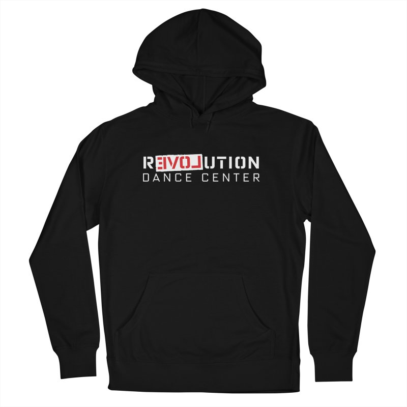 RDC Love Revolution After Dark in Women's French Terry Pullover Hoody Black by superbrandnew shop