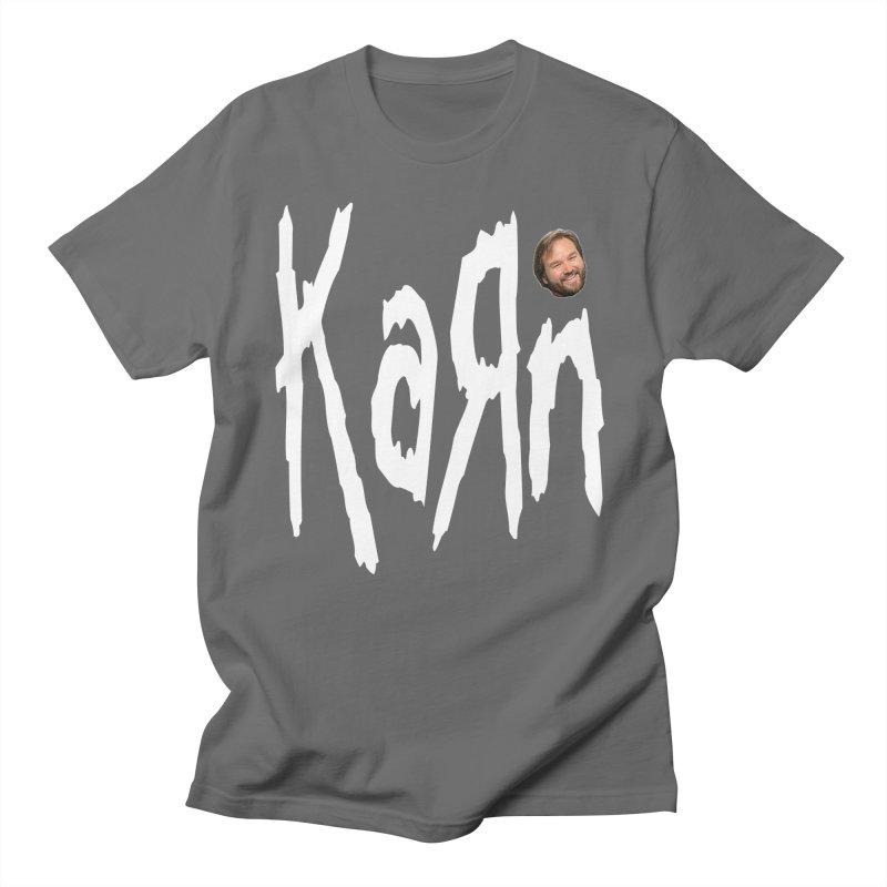 KARN Men's T-Shirt by Superfun Yeah Yeah Rocketship!